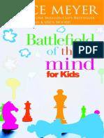 Joyce Meyer - Battlefield of the Mind for Kids