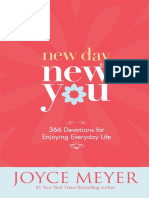 Joyce Meyer - New Day New You