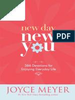 Joyce Meyer - New Day New You