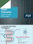 Heat Exchanger tipleri