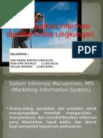 Presentasi Mengumpulkan Informasi Dan Memindai Lingkungan