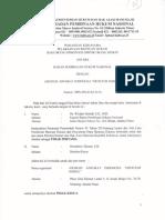 Perjanjian Kerjasama Antara BPHN Dengan AAI Officium Nobile