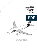 81756624 A320 Component Location Manual CLM