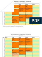 Timetable Fall16 1stSemester v2