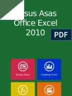 Kursus Excel KMTK 2013_rev01