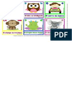 Imagenes Libro Sensorial