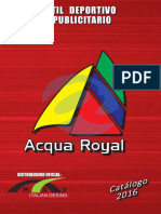 Acqua Royal 2016