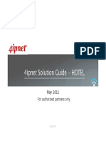 4ipnet Solution Hotel