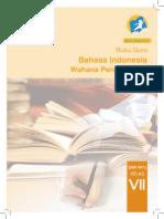 Buku Pegangan Guru Bahasa Indonesia SMP Kelas 7 Kurikulum 2013 Edisi Revisi 2014-Www.matematohir.wordpress.com