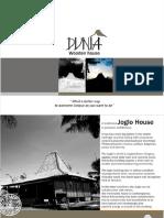 Desain Villa Kembang
