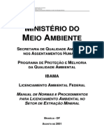 Normas para licenciamento ambiental (Ibama).pdf