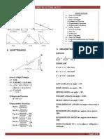 Trigonometry Lecture Notes