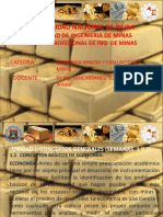 CAP I - Economia Minera y Evaluacion de Minas