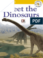 Meet the Dinosaurs (Pre-Level 1)