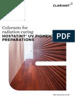 Hostatint UV Ohne DP6223E