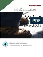 America Latina Entre La Identidad o El Sentido de Pertenencia