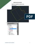 Diseño Cuadricula en Civil 3d