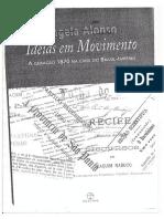 Texto - Ideias Em Movimento - Angela Alonso