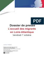 L'accueil des migrants en Loire-Atlantique