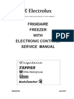 Chest Freezer Service Manual