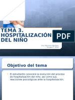 Hospitalización del niño-mcaballero-Tarea 13 UNAM