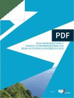 Plano Estratégico Para o Fomeneto Do Empreendorismo Na Região Autonoma Dos Açores