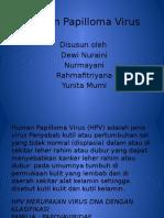 Mikrobiologi Human Papilloma Virus