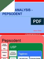 Brand Analysis - Pepsodent