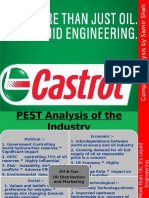 Company Analysis - Castrol