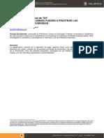 BUSTAMANTE - 2008 - Modelos Internacionales de TDT La Política y Los Lobbies Pueden a Frustrar Las Expectativas de Diversidad