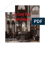 a case for calvinism