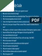 mod 3 4 5 study guide