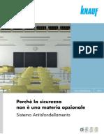 [7753]Knauf Brochure Sistema Antisfondellamento Solai