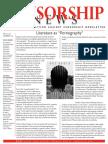 Censorship News Issue 125