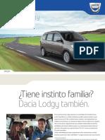 Manual Venta Dacia Lodgy