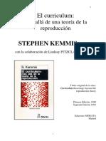 el curriculum mas alla de una teoria de la reproduccion-Kemmis.pdf