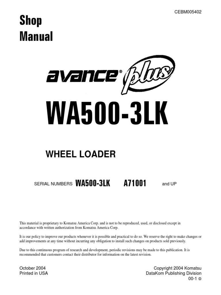 Komatsu Oil Cooler Also Ford F 150 Starter Solenoid Wiring Diagram