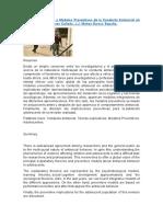 Teorías Explicativas y Modelos Preventivos de La Conducta Antisocial en Adolescentes