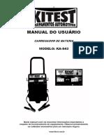 KA 043 Manual
