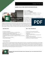 Ficha Diplomado Excel Avanzado