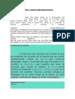 Comentario del libro cuentos latinoamericanos.docx