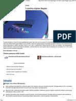 Como Proteger Um CD Contra Cópias Ilegais _ EHow Brasil