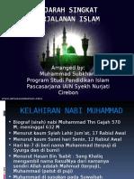 Sejarah Singkat Perjalanan Islam