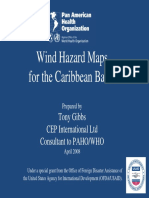 Caribbean Basin Wind Hazard Maps (TG Final Edit)