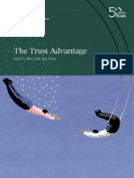 1311 BCG - The Trust Advantage - How to Win With Big Data