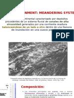 Fluvial Environment_ Meandering System_Christian Romero_2016