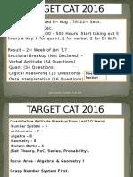 Target Cat 2016
