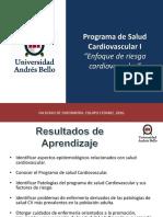 Programa de Saud Cardiovascular HTA y DislipidemiaUN