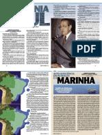 Amazoni AAzul Palestra Revistadoclubenaval 338 2006 Pag 8 e 9