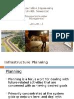 Lecture 3 - Transportation Asset Management